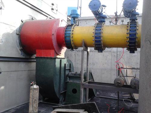 煤气燃烧器3