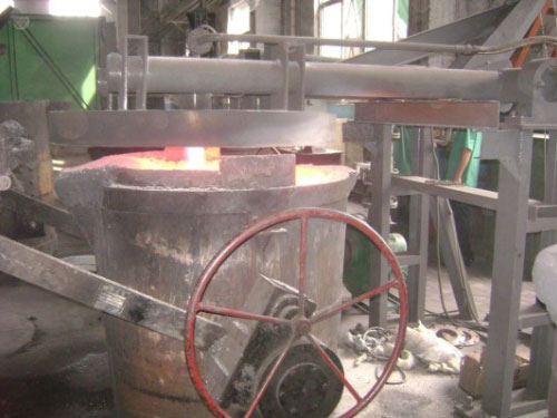 钢(铁水)包烘烤器2